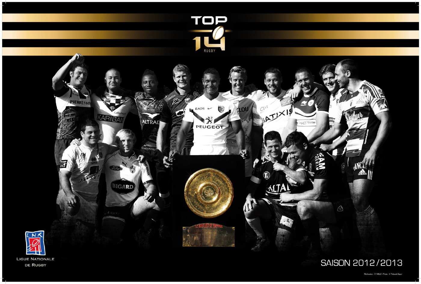 Thibault Stipal - Photographe - TOP 14 Ligue Nationale de Rugby  - 1