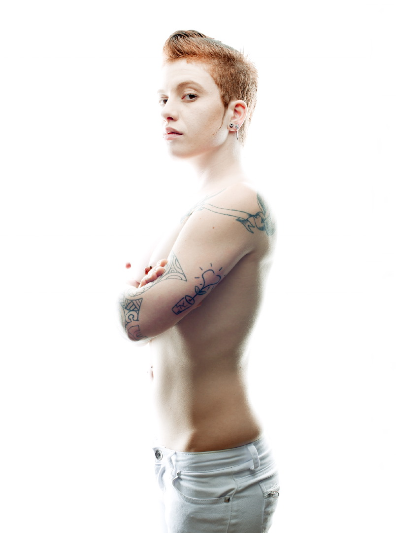 Thibault Stipal - Photographer - Androgyne - 22