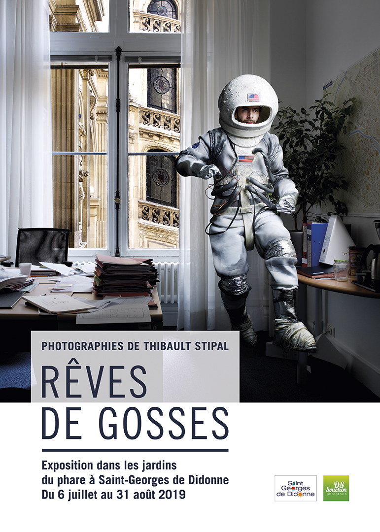 Thibault Stipal - Photographer - Exposition REVES DE GOSSES